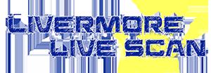 Livermore Live Scan Logo